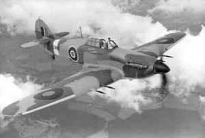 Hawker Hurricane_II