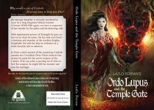Ordo Lupus and the Temple Gate Front Cover