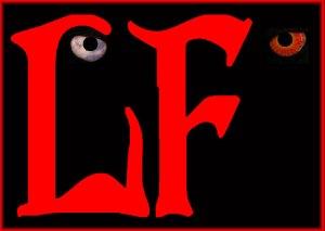 The new Lazlo Ferran logo in red