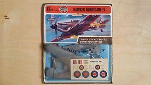 Airfix Hawker Huricane kit