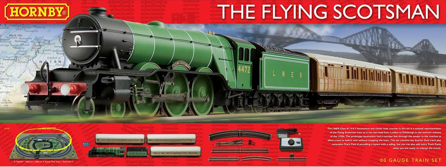 Hornby-Flying-Scotsman