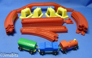 Playcraft Train Set