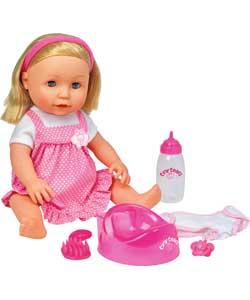 Tiny Tears baby doll