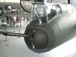 Tail turret of B-17G. If memory serves, this variant is called the Cheyenne turret.