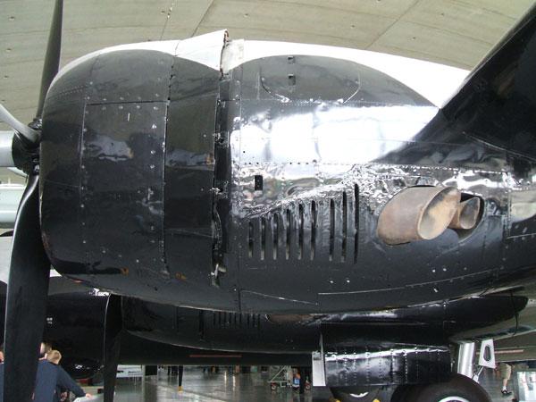 B-29 engine