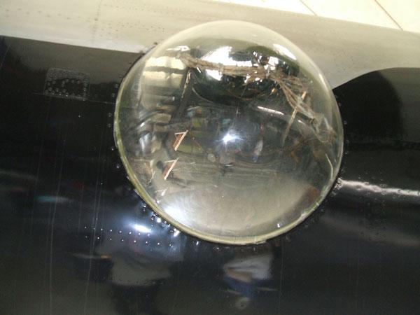 B-29 Starboard cupola