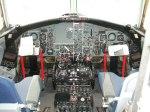 BAC 111 cockpit