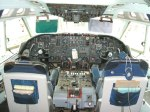 Vickers VC10 cockpit