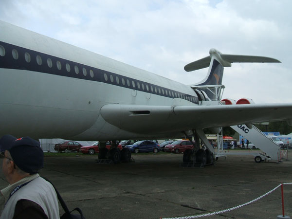 VIckers VC10 Trident