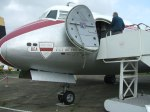 Vickers Viscount nose