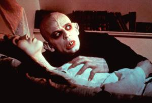 Klause Kinski in Nosferatu  the Vampyre