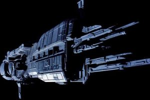 Sulaco from Aliens