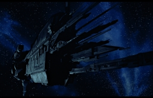 Sulaco from Aliens (1986)