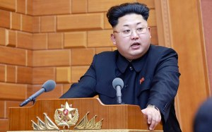 Kim Jong-un - Supreme Leader of North Korea