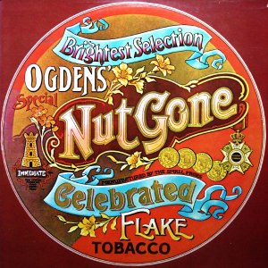 The Small Faces's album cover for Ogdens' Nut Gone Flake