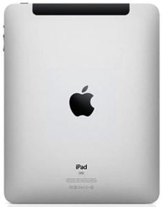 An iPad