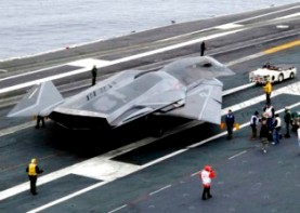 Another view of the possible SR-91 Aurora (Astra)