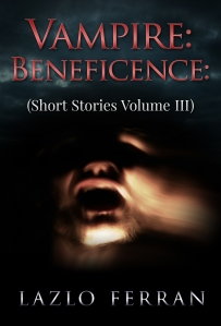 Cover of Vampire Beneficence
