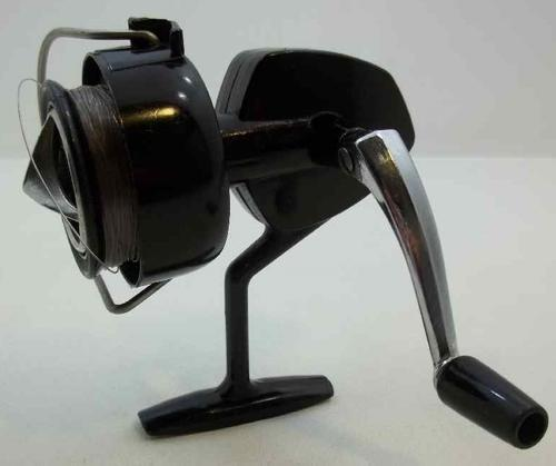 Intrepid Black Prince fishing reel