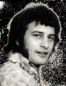 Radio 1 DJ Emperor Rosko