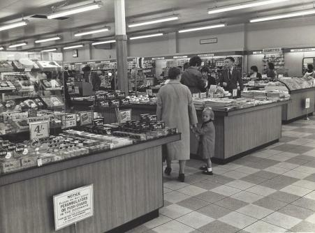 Woolworths in the 1960s