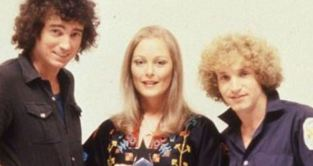 Magpie presenters - (Left to Right) Mick Robinson, Jenny Hanley and Tommy Boyd
