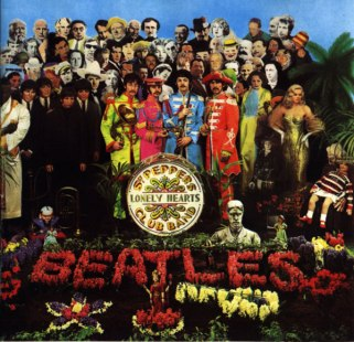 Sergeant Pepper's Lonely Hearts Club Band album cover