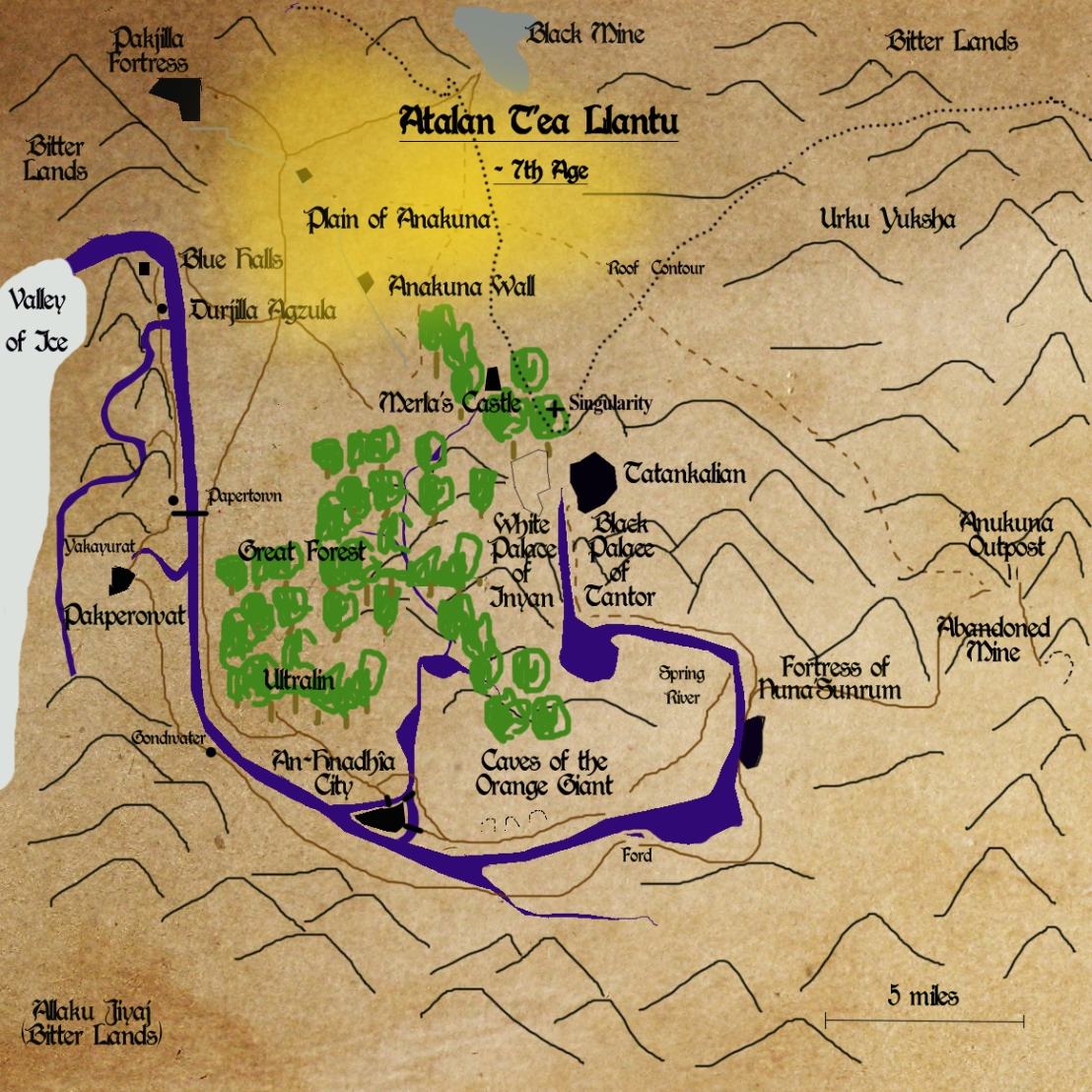 Map of Atalan T'ea Llantu in 7th Age